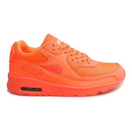 Sports løbesko D1-16 Orange appelsin