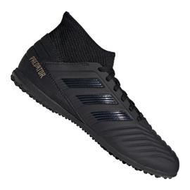 Fodboldstøvler adidas Predator 19.3 Tf Jr G25801