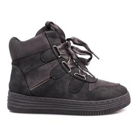 Grey Paule sneakers grå
