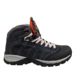 Navy Marineblå mænds sko 7264