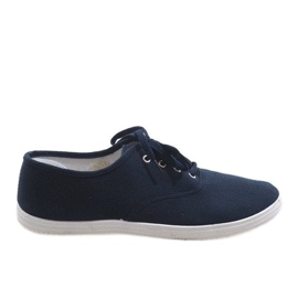 Navy mænds sneakers SR13103