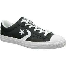 Sort Converse Star Player Ox 159780C sko