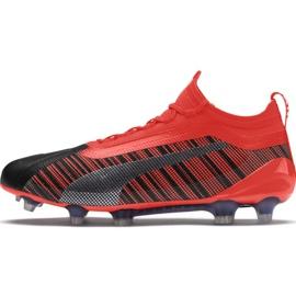 Fodboldstøvler Puma One 5.1 Fg Ag M 105578 01