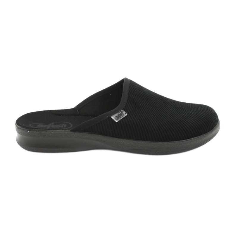 Befado mænds sko pu 548M020 sort