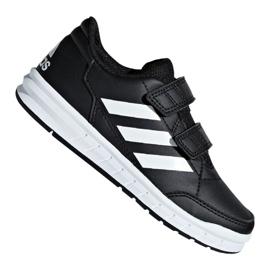 Sort Adidas AltaSport Cf Jr D96829 sko