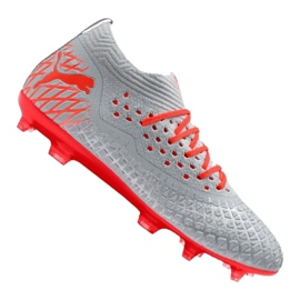 Fodboldstøvler Puma Future 4.2 Netfit Fg / Ag M 105611-01