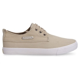 Tekstil Sneakers Casual Y011 Khaki