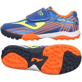 Fodboldstøvler Joma Tactil 904 Tf Jr TACW.904.TF