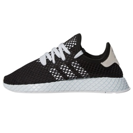 Sort Adidas Originals Deerupt Runner sko W EE5778