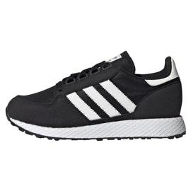 Adidas Originals Forest Grove Jr EE6557 sko sort