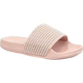 Pink Tøfler Skechers Pop Ups I 34210-LTPK