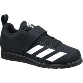 Sort Adidas Powerlift 4 W BC0343 sko
