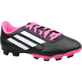 Adidas Conquisto Fg Jr B25594 Fodboldstøvler