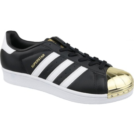 Adidas Superstar W Metal Toe W BB5115 sko sort