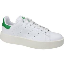 Adidas Stan Smith Fede sko i S32266 hvid