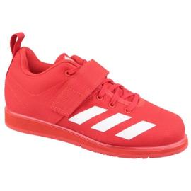 Adidas Powerlift 4 W BC0346 sko rød