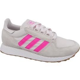 Adidas Forest Grove W EE5847 sko hvid