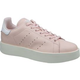 Brun Adidas Stan Smith Bold M BY2970 sko