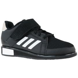 Sort Adidas Power Perfect 3 W BB6363 sko