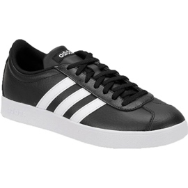 Sort Sko adidas Vl Court 2.0 M B43814