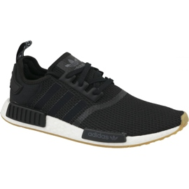 Sort Adidas Originals sko NMD_R1 M B42200