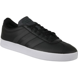Sort Sko adidas Vl Court 2.0 M B43816