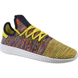 Flerfarvede Adidas Originals Pharrell Williams Tennissko i BY2673