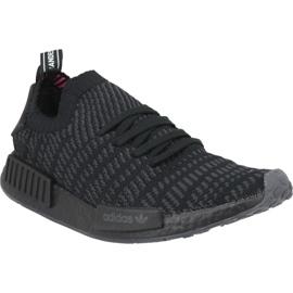 Sort Adidas NMD_R1 Stlt Pk M CQ2391 sko