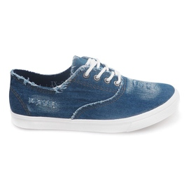 Mænds Casual Sneakers JX-31 Navy