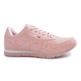 Pink sport Classic sneakers
