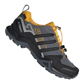 Grå Adidas Terrex Swift R2 Gtx M G26555 sko