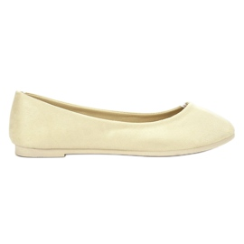 Lysegul Suede Ballerina VICES