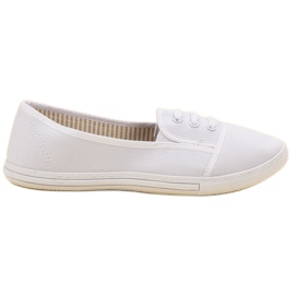 Balada Slip-on Sneakers hvid