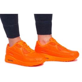 Appelsin Sneakers B503-3 Orange