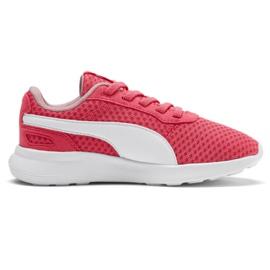 Rød Sko Puma St Aktiver Ac Ps Jr 369070 09 koral