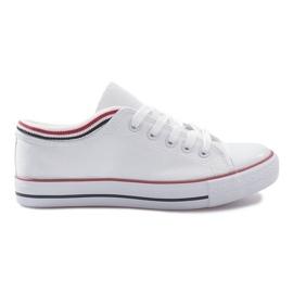 Hvide sneakers Margaux