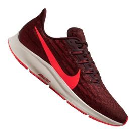 Rød Løbesko Nike Air Zoom Pegasus 36 M AQ2203-200