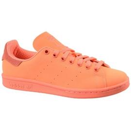 Adidas Stan Smith Adicolor Sko I S80251 appelsin