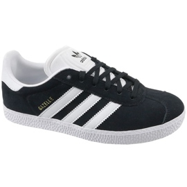 Sort Adidas Gazelle Jr BB2502 sko
