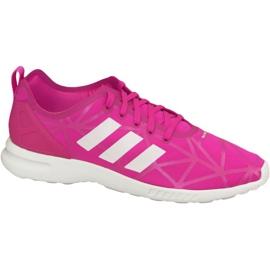 Pink Damesko adidas Daglig 2,0 W F34740 ButyModne.pl