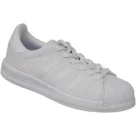 Adidas Superstar Bounce Sko BY BY1589 hvid