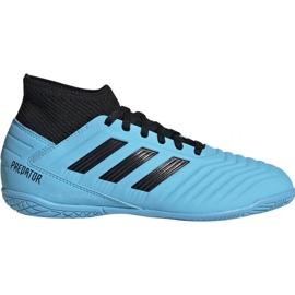 Fodboldstøvler adidas Predator 19.3 I Jr G25807 blå