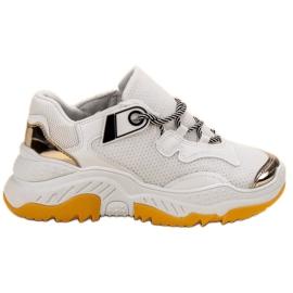 Small Swan Hvid Kvinder Sneakers