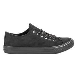 McKey Komfortable sorte sneakers