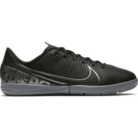 Fodboldstøvler Nike Mercurial Vapor 13 Academy Ic Jr AT8137 001 sort