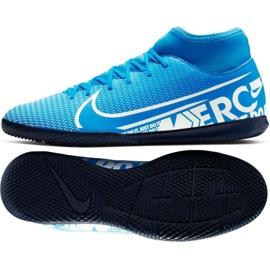 Indendørs sko Nike Mercurial Superfly 7 Club Ic M AT7979-414