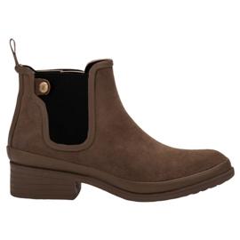 Kylie Booties Jodhpur støvler brun