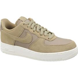 Brun Nike Air Force 1 '07 M AO2409-200 sko