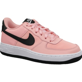 Nike Air Force 1 VDay Gs Sko W BQ6980-600 pink