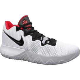 Hvid Nike Kyrie Flytrap M AA7071-102 sko